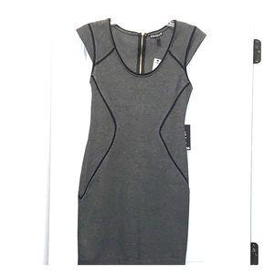 Express Grey Mini dress